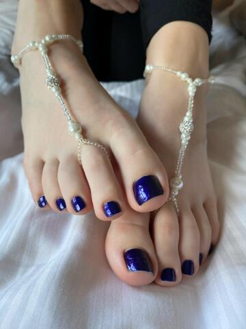 does jewelry fit my feet?✨