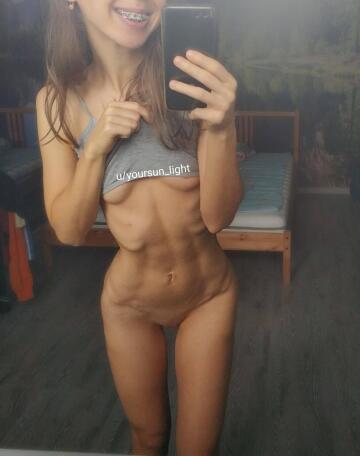 do you like my abs?