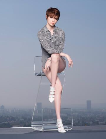 legs that can take you to the top of eiffel tower.
