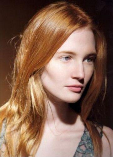pretty redhead