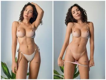 wanna help me take this bikini all the way off?
