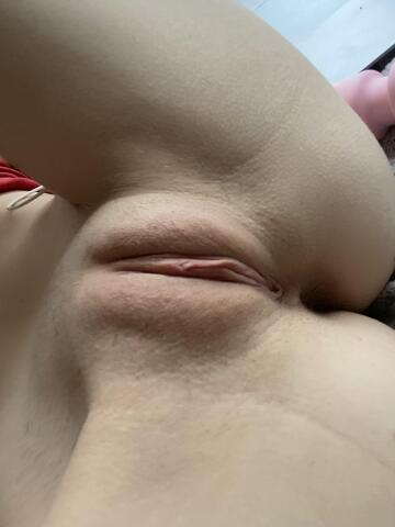 come on daddy i am ready [f]or you !