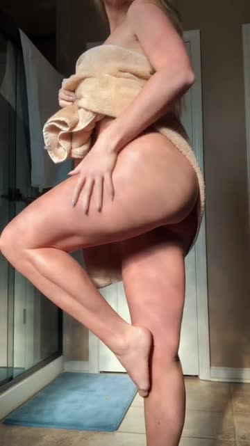would you eat my ass before or after the shower?