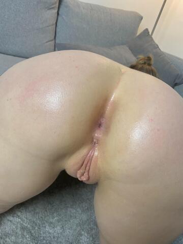 i am quite the slut for anal
