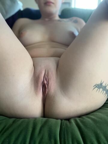describe my pussy in one word