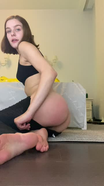 i want to let one lucky redditor cum on my ass multiple times