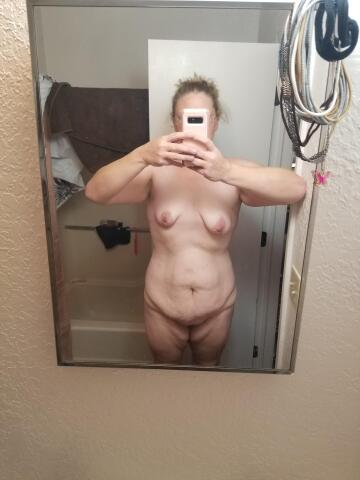 39, 205, 5 9 i was asked to post more, so here's a full nude. sorry no bigger mirror.