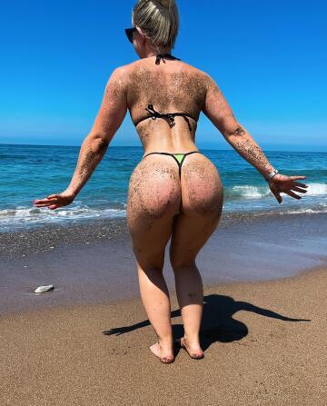 do you like thong bikinis too?