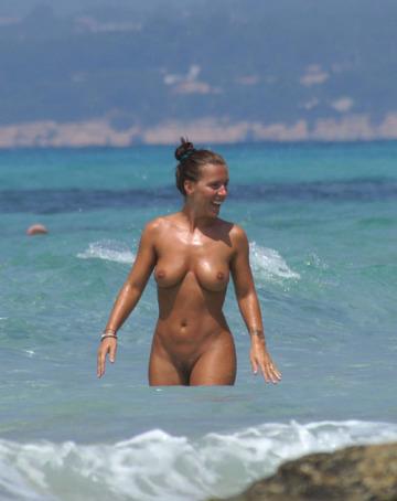 did someone say nude beach?