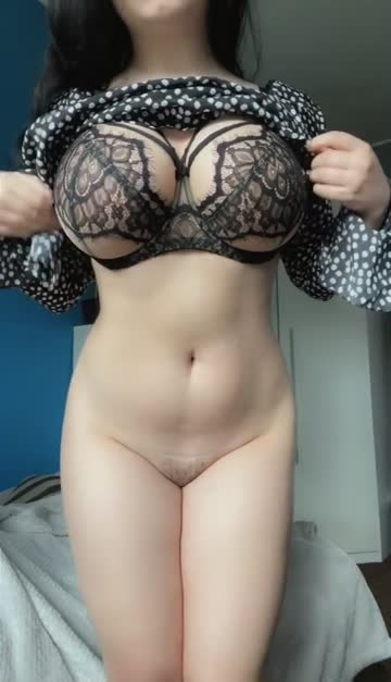 how does my tits… i mean my dress look like for our first date? [drop]