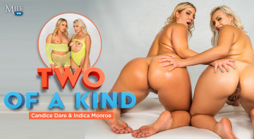 new release | candice dare & indica monroe in 'two of a kind'