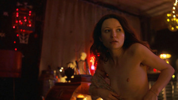 emily browning - american gods