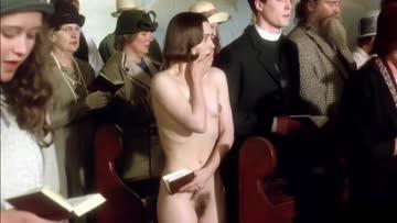 enf tara fitzgerald has a naked nightmare - sirens (1993)