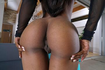 tasty pussy and gorgeous ass