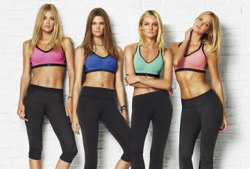 who do you want as your personal trainer? (doutzen kroes, behati prinsloo, candice swanepoel or erin heatherton?)