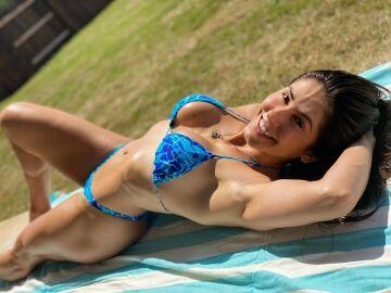 angelica teixeira in hot bikini