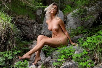 goddess of the wood