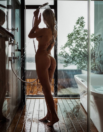 wet and sexy