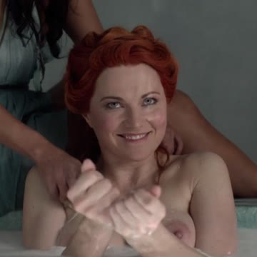 lucy lawless (41) - spartacus: blood and sand s1e9 (2010)