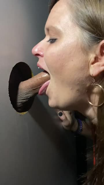 some times the cum shot is so big it catches you off guard.