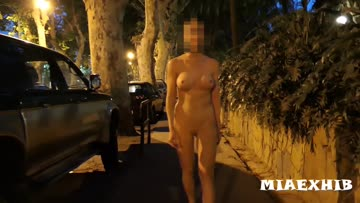 naked and exposed on busy boulevard! this is a video from a couple years ago but i don't think i've ever posted it here on reddit.