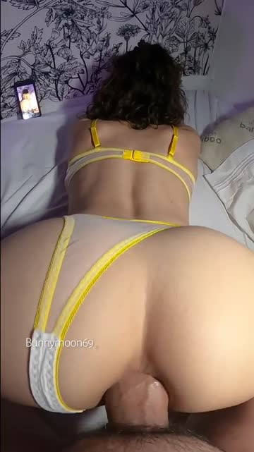 i love watching him stuff my ass with his thick cock