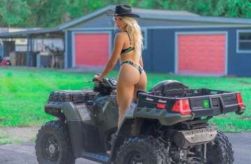 brazilian country girl