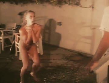 belinda mayne in the 1984 movie ~ 'white fire' [gif]