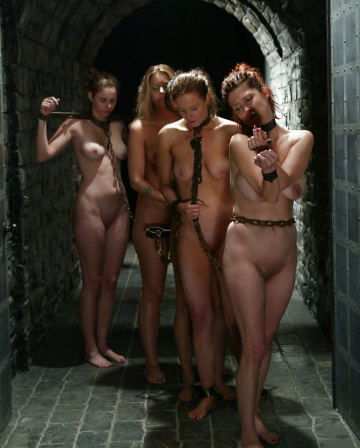 in the dungeon they will learn to obey