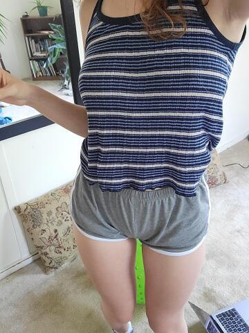 lowkey in love w side stripe shorts