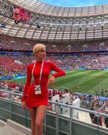 russian smokeshow