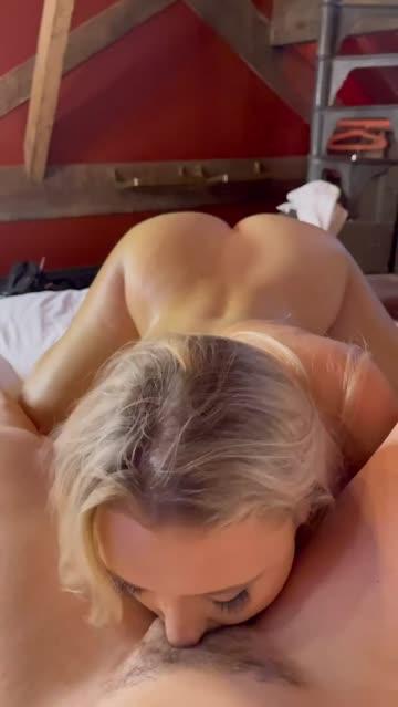 pussy licking pov