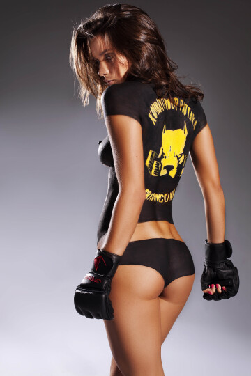 kristina makarova is a fighter
