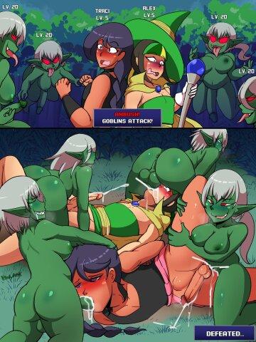 futa goblins attack! (bodyattk)