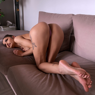 dreaming of a feet massage