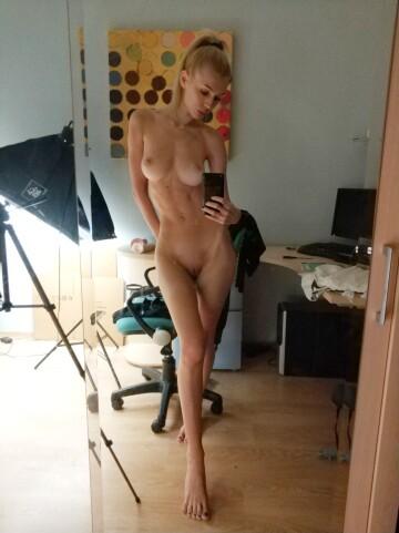 do you like absolutely naked girls here? ;) [oc]