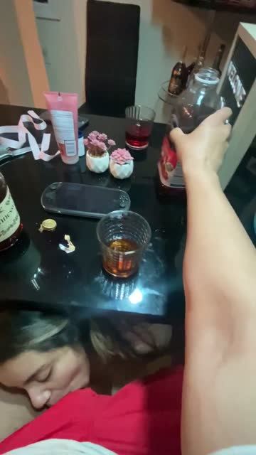 he let me freely suck his cock while he had his weekend drink