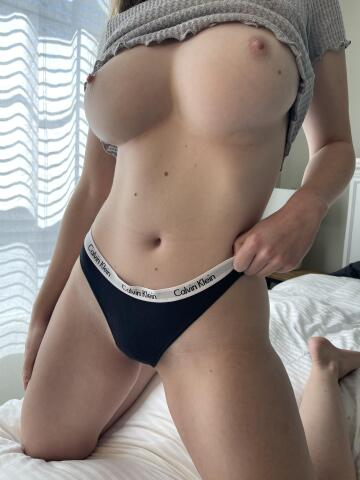 my fit wife said she could use another cock to pleasure her, you in?