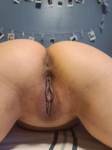 be honest would you eat my pussy? 😇