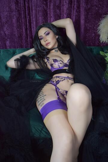 do you like sheer lingerie? [self]