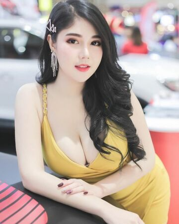 kanyanat, a sexy thailand model
