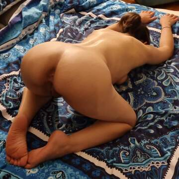 face down ass up thats the way i like to fuck 😈