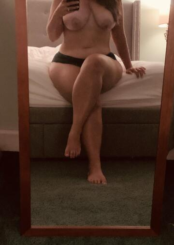 would you show my wife a good time?