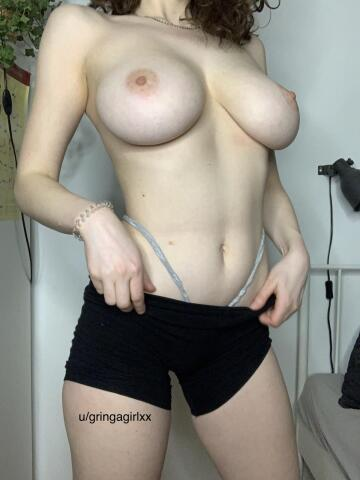 i might be small, but my tits are huge😈