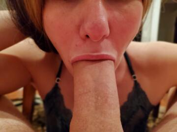 my wife loves it big. do you think she can handle more?