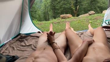 camping fun 😜