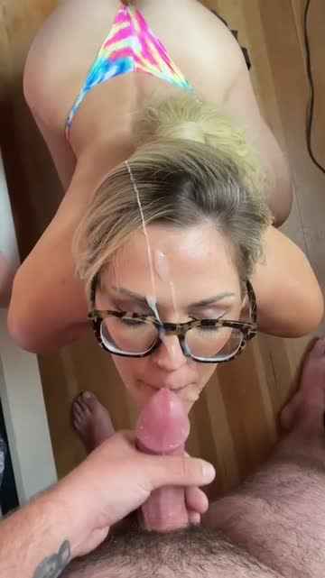 everything's better with ropes of cum ❤️