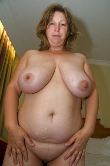 chunky mommy