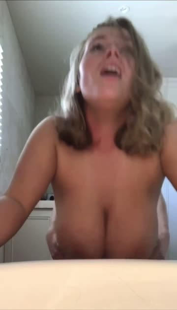 wife big tits bouncing tits blonde standing doggy huge tits free porn video
