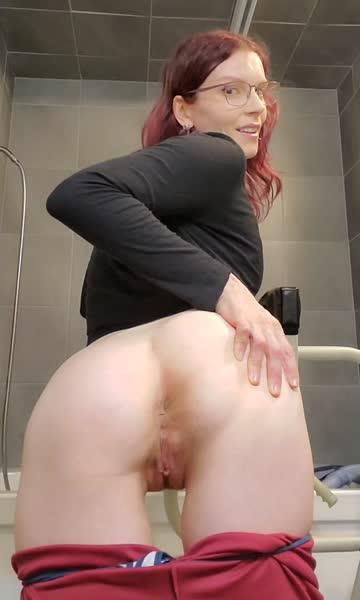 milf work public porn video